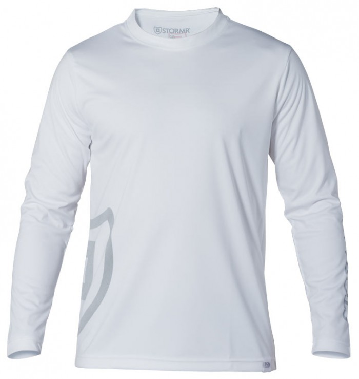 <strong>SALE!</strong> MEN'SUV SHIELD LONG SLEEVE White